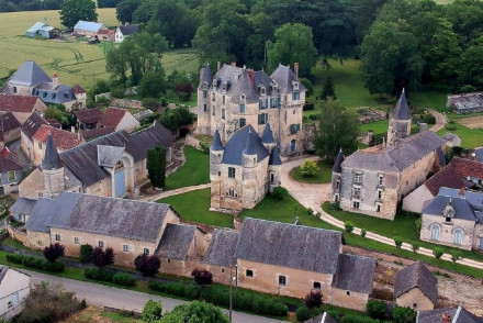 Chateau de la Celle-Guenand