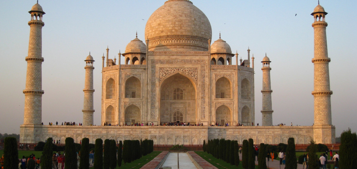 Photo of Agra