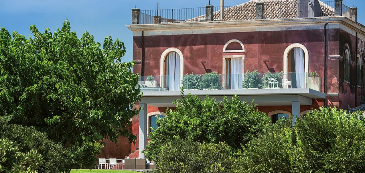 Zash country boutique hotel sicily italy the hotel guru for Boutique hotel sicilia