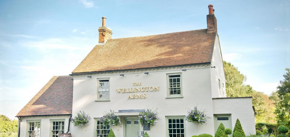Photo of The Wellington Arms
