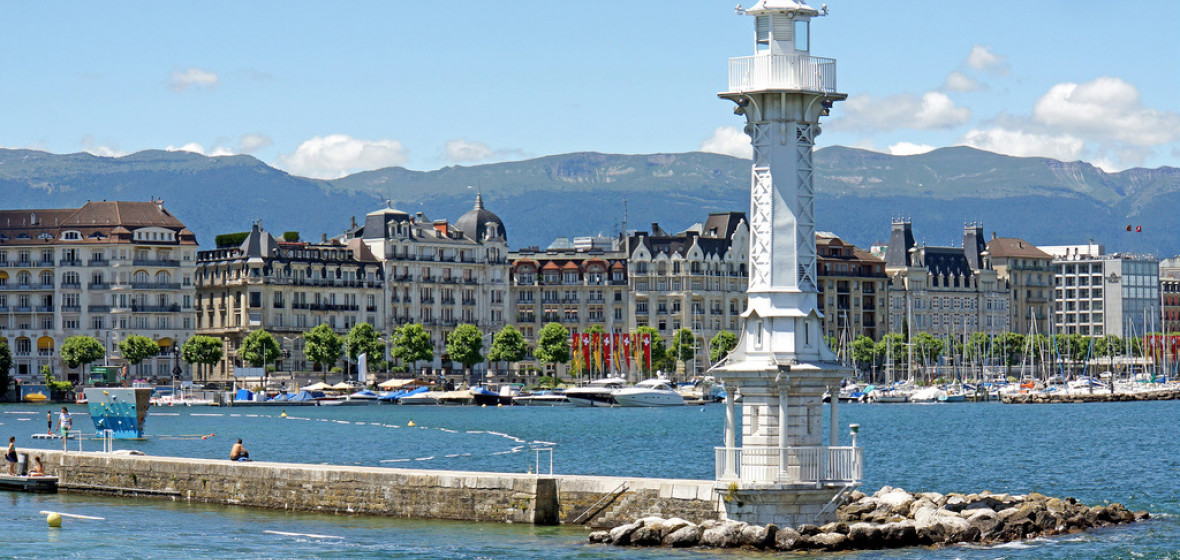 Best Hotels Lake Geneva Switzerland