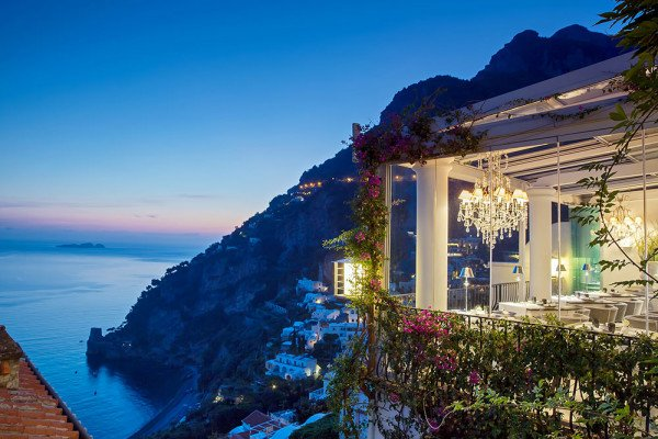 10 Of The Best Hotel Views On The Amalfi Coast Italy The
