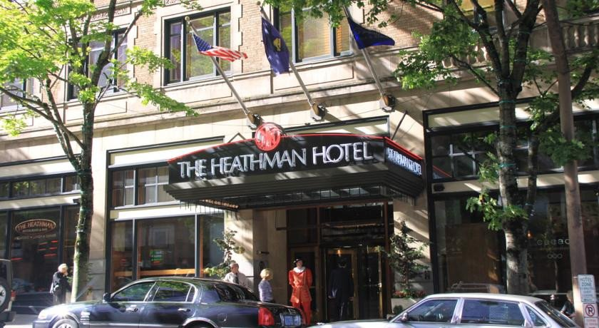 Photo of The Heathman Hotel