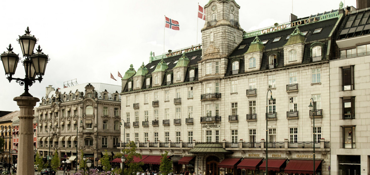 Photo of Grand Hotel, Oslo