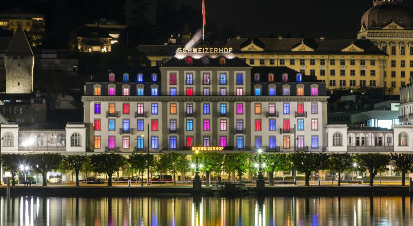 Photo of Hotel Schweizerhof, Lucerne