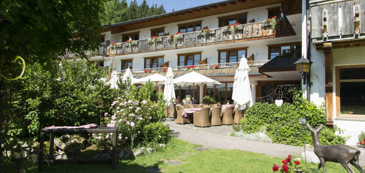 Photo of Berghotel Schlossanger Alp
