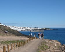 Best hotels on Lanzarote for a walking Holiday