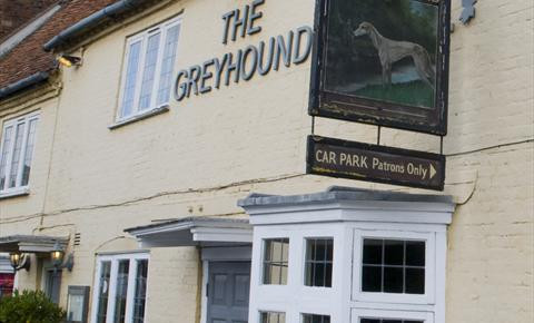 Photo of The Greyhound on the Test
