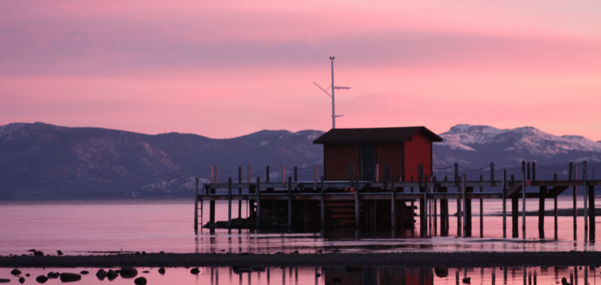 Photo of Tahoe City