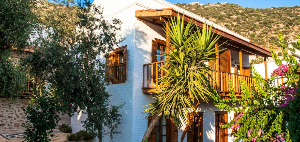 Photo of Courtyard Hotel Kalkan