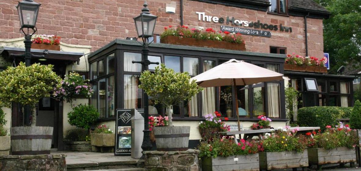 Photo of Three Horseshoes Inn