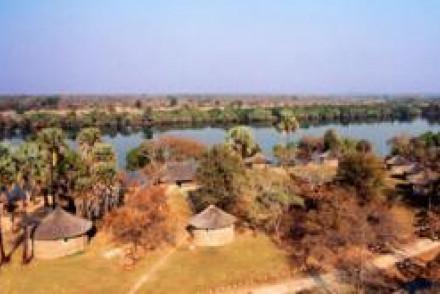 Lufupa Camp