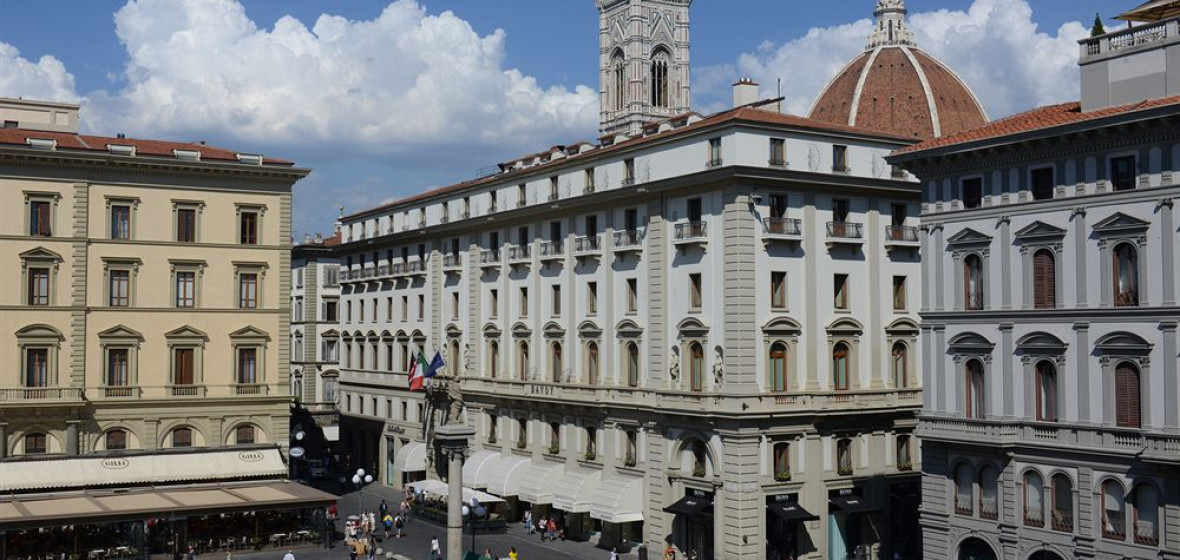 Photo of Hotel Savoy, Florence