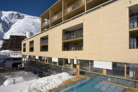 Hotel Crystal, Obergurgl