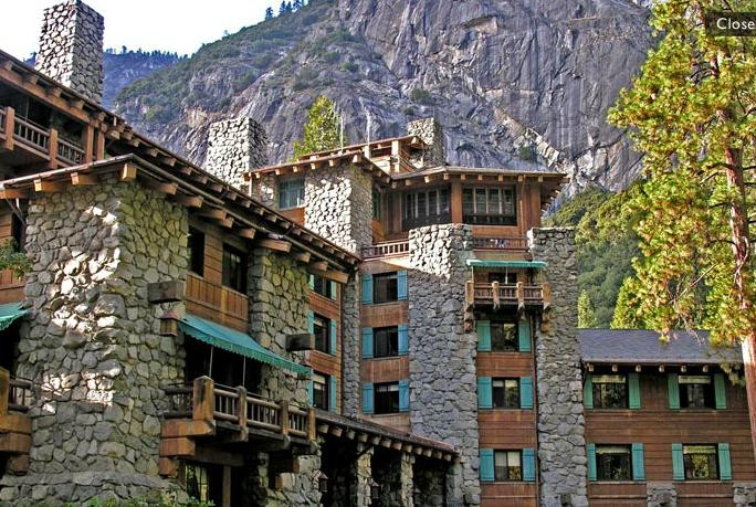 Photo of The Ahwahnee Hotel