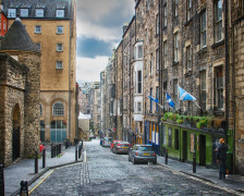 The 5 Best Hotels in Edinburgh's Old Town