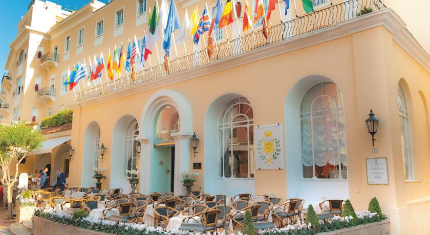 Photo of Grand Hotel Quisisana