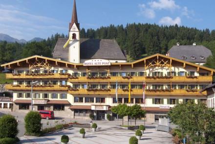 Hotel Alte Post, Fieberbrunn