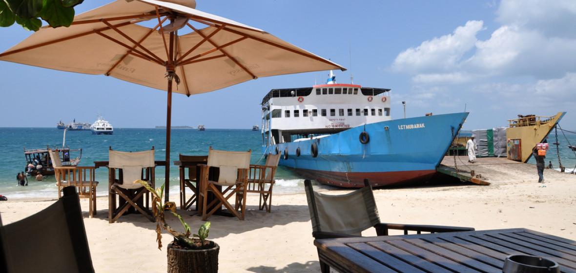 Photo of Zanzibar Town