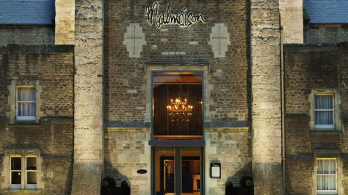The Malmaison In Oxford Has Been Imaginatively Converted From A Prison Cells Are Now Modern Bedrooms But Original Doors And Window Bars