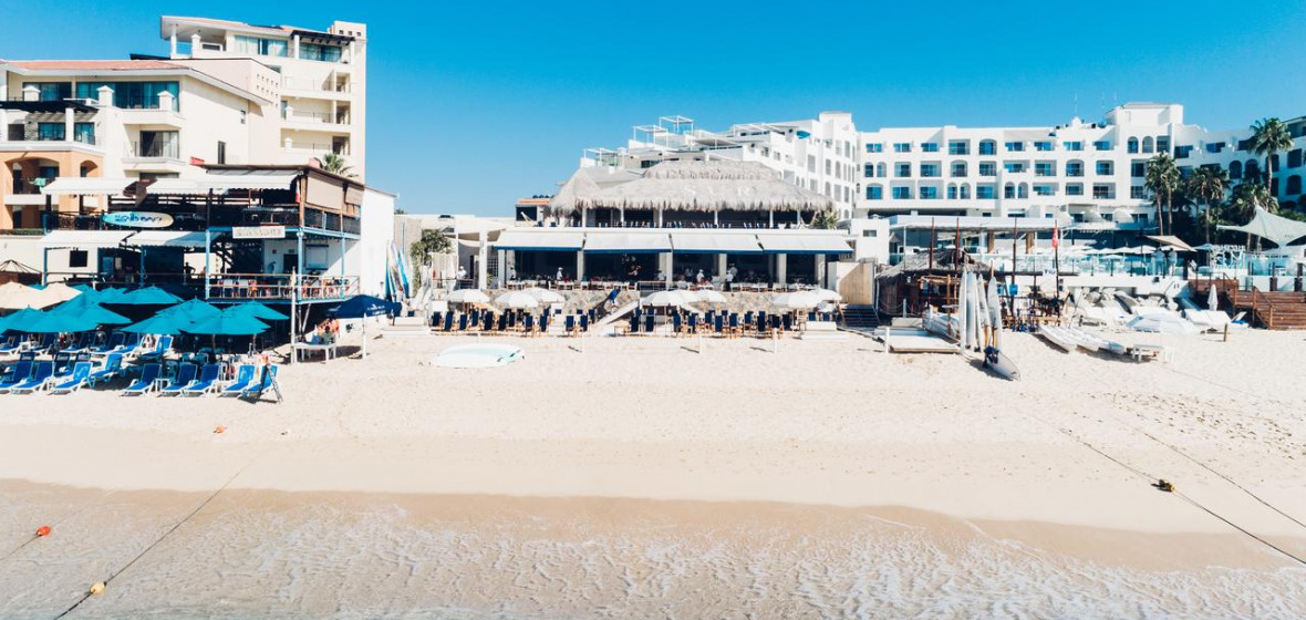 Bahia Hotel Beach House Cabo San Lucas Playa El Medano Mexico Expert Reviews And Highlights The Hotel Guru