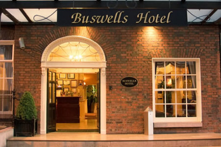 Buswells Hotel