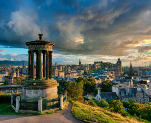Photo of Edinburgh