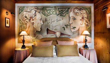 Hotel Mont Blanc, Megeve