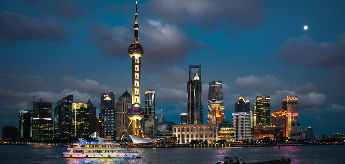 Photo of Shanghai
