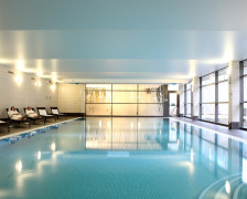 The Best Edinburgh Hotels with Pools