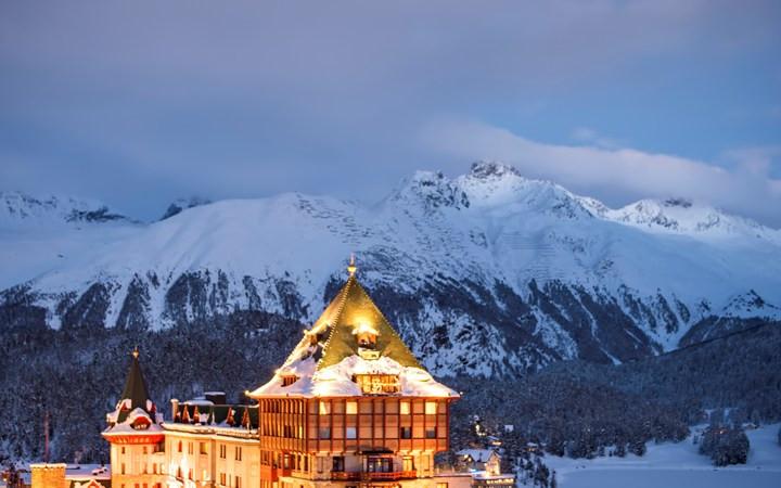 Photo of Badrutt's Palace Hotel