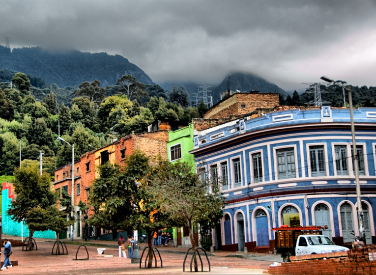 Photo of Bogota