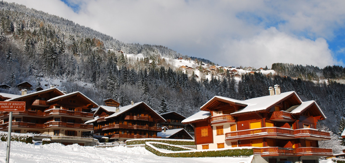 Photo of Champery