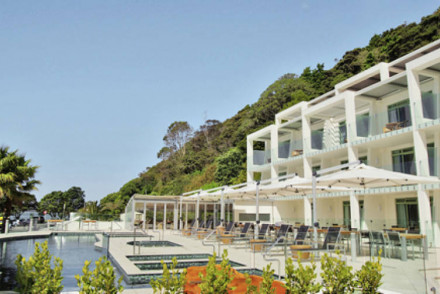 Paihia Beach Resort and Spa Hotel