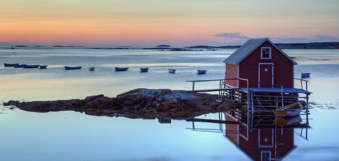 Photo of Fogo Island