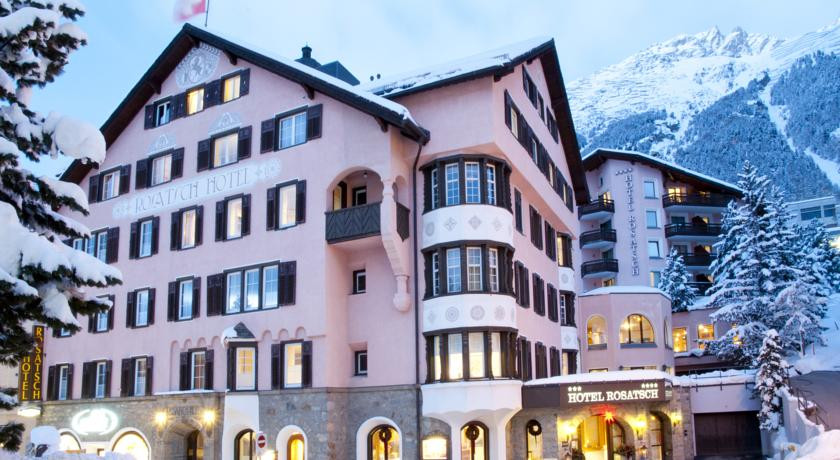 Photo of Hotel Rosatsch