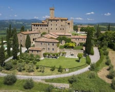 10 Best Tuscan Hotels for Food and Wine