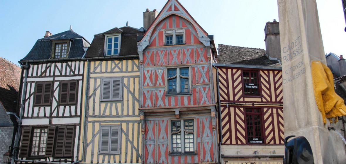Photo of Auxerre