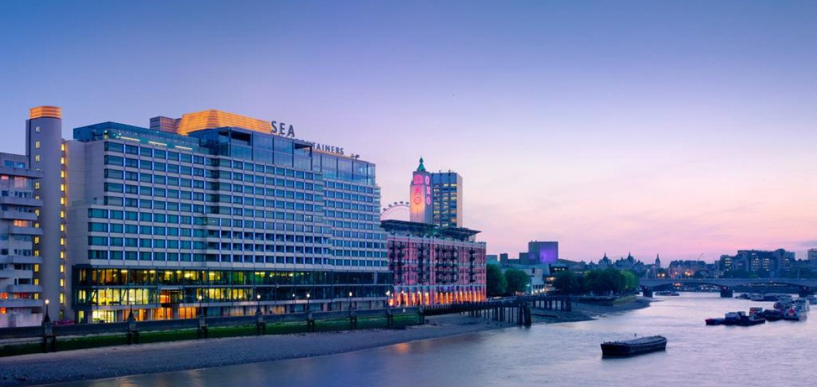 Photo of Sea Containers London