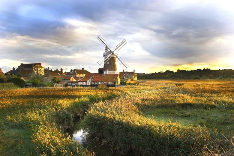 Photo of Cley Windmill