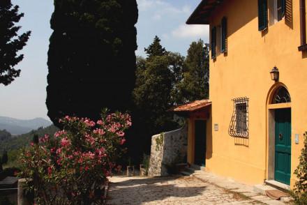 Villa di Campolungo