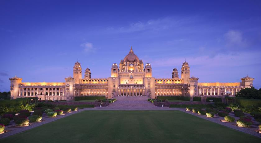 Photo of Umaid Bhawan Palace