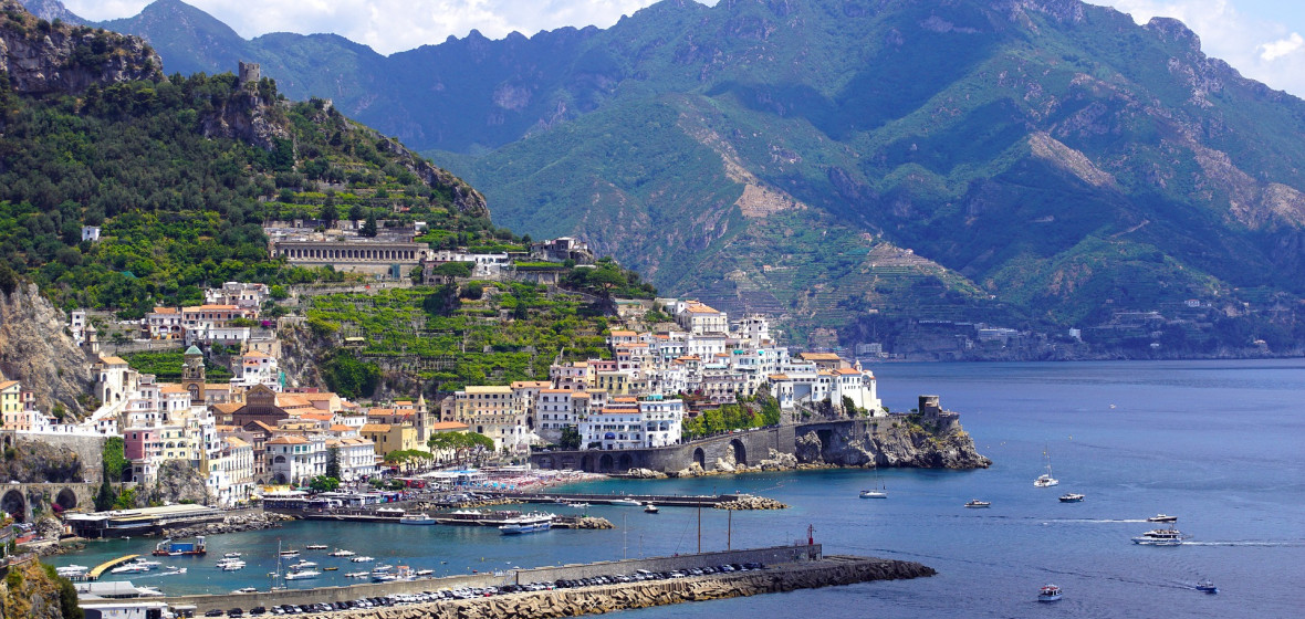 Photo of The Amalfi Coast