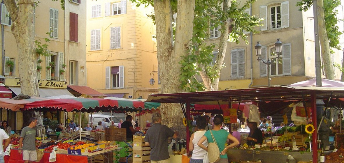 Photo of Aix-en-Provence
