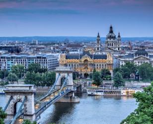 Photo of Budapest