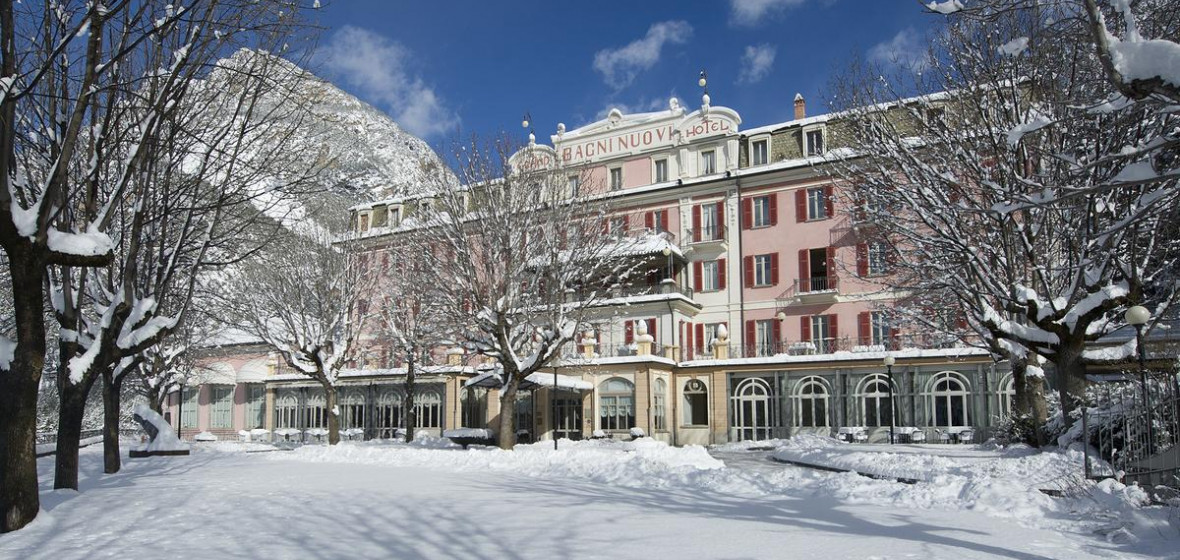 Grand Hotel Bagni Nuovi Bormio Italy Expert Reviews And