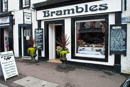 Brambles of Inverary