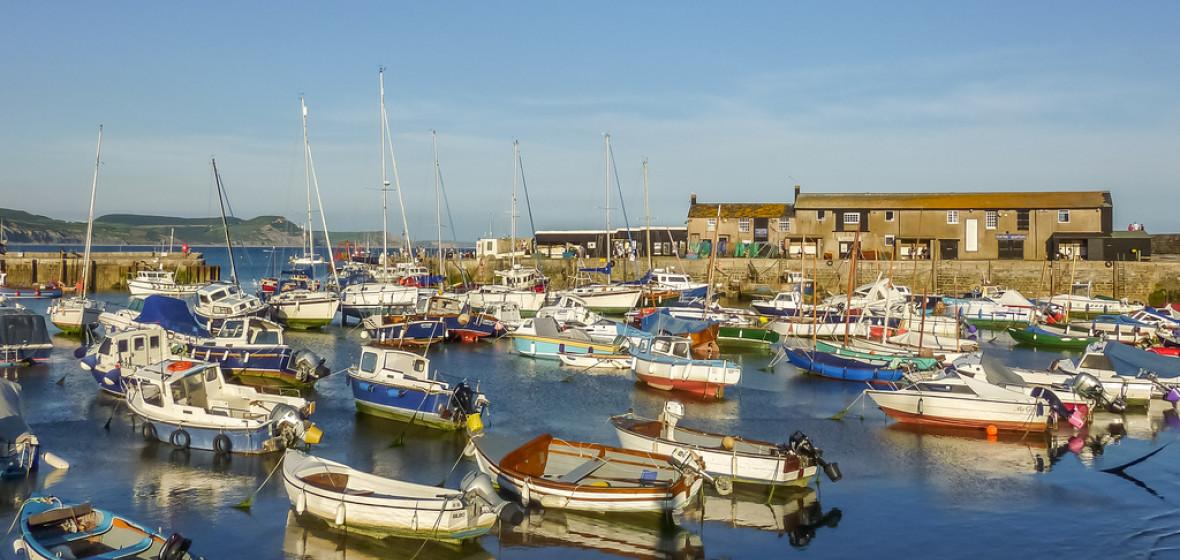 Photo of Lyme Regis