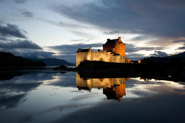 ~Eilean Donan Castle