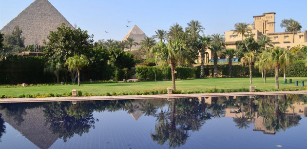Photo of The Mena House Hotel